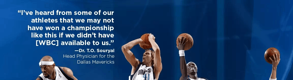Dallas Mavericks Head Physician Quote