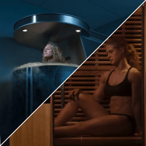Cryotherapy and Sauna